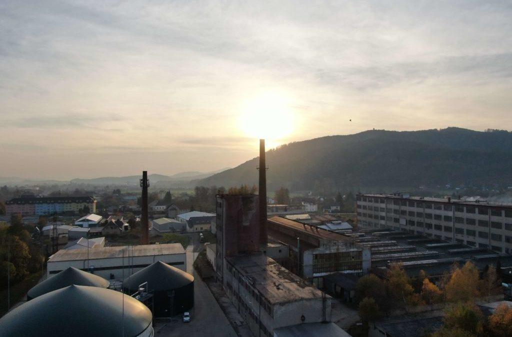 Výroba energií v EFG Rapotín BPS 2019