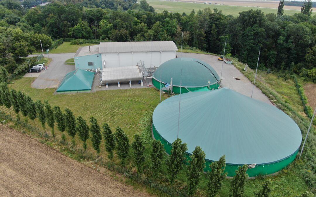 Skupina EFG je novým majitelem bioplynové stanice Vyškov