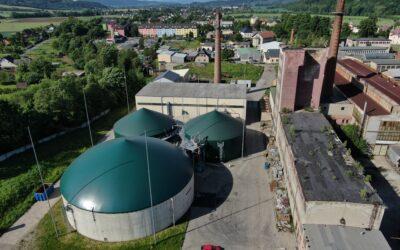 BPS v Rapotíně už vytápí třetinu obce
